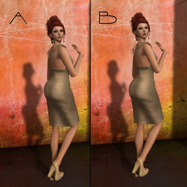 Shape Tune-up: A or B?