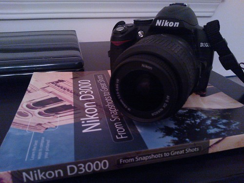 #PhotoADayJune 24. On My Mind - getting back to big boy cameras by Chronochaser
