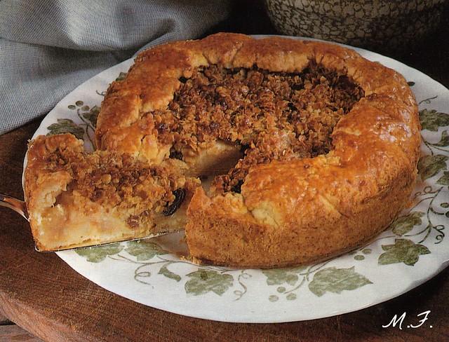 tarte crumble