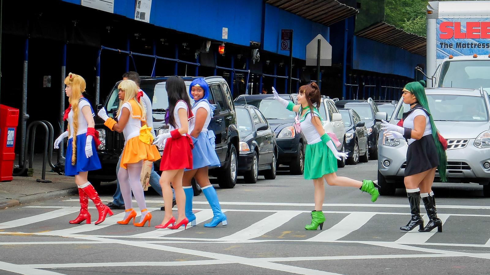 Sailor Moon Cosplay by wwward0