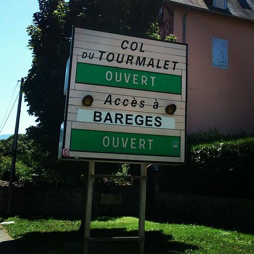 Tourmalet a punt! by Marc Lecha