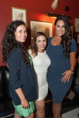 Justine Higueras, Heather Doshay, Libby Leffler