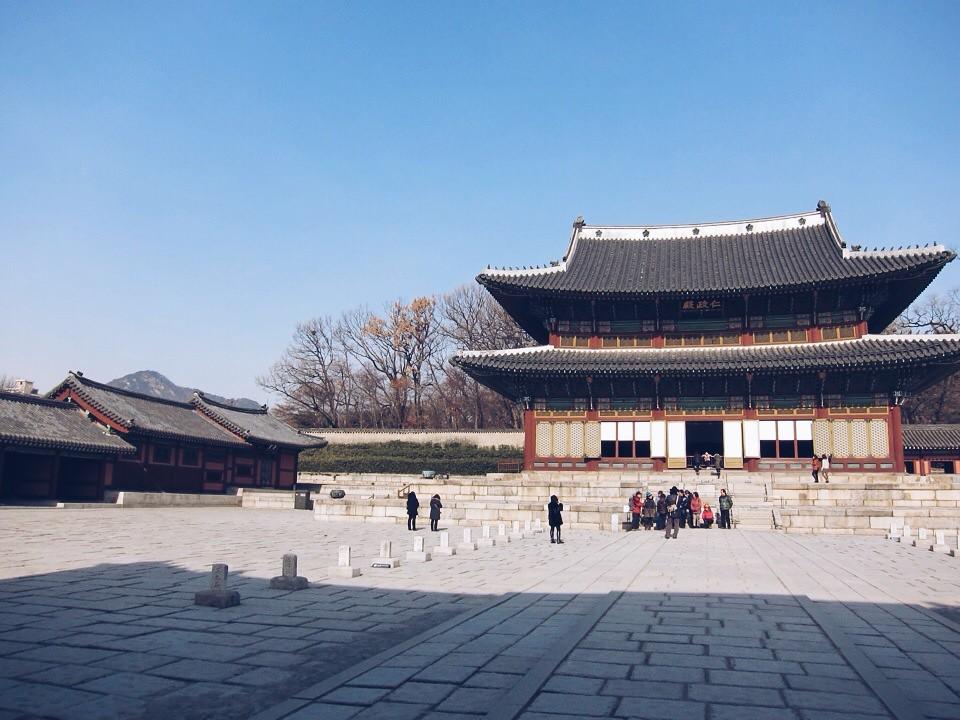 At Changdeokgung Palace #koreatrip #seoul