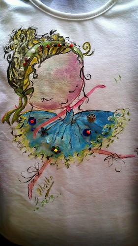 la bailarina del pez by alialba