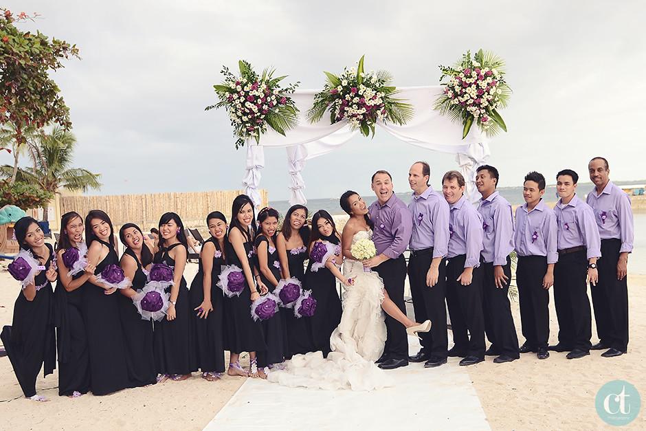 Costabella Beach Resort Wedding, Wedding Photographer Cebu