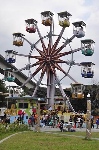 小小兒童樂園:台北兒童育樂中心(8.7ys、8.9ys)