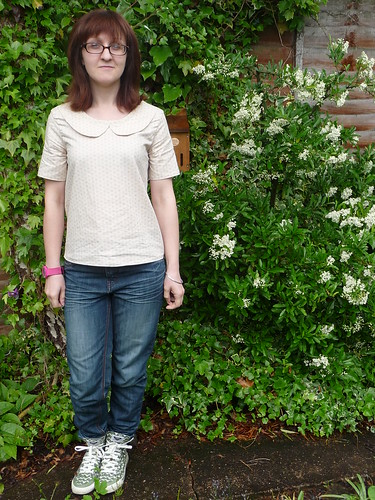 Handmade Blouse from The Great British Sewing Bee book