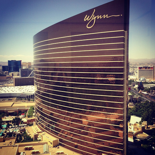our view from the wynn encore