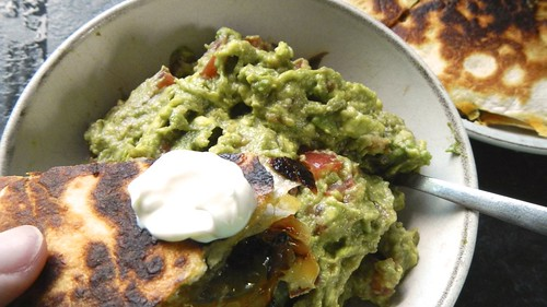 Quick Quesadillas 13