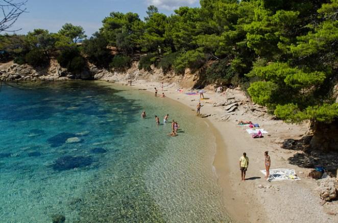 Olbia beaches, Sardegna, Italy