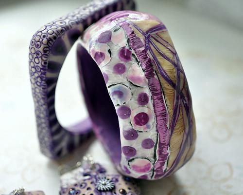 bangles by Oxana Volkova