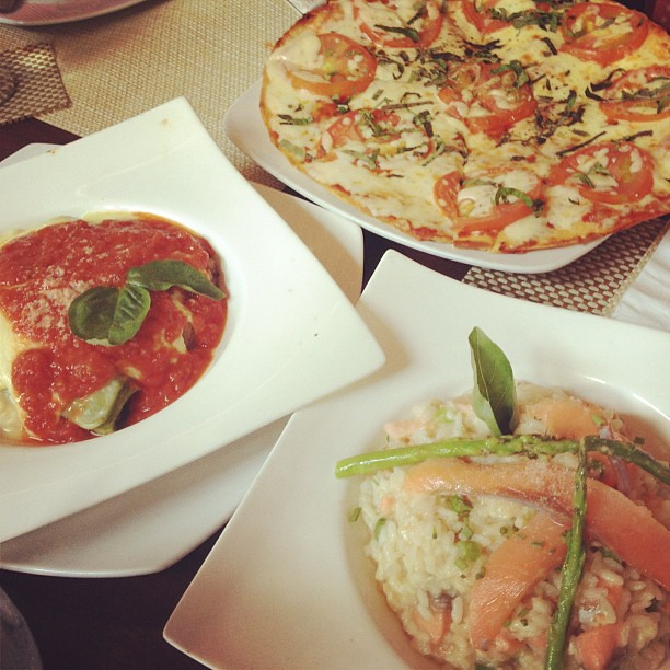 Lunch at Buon Giorno