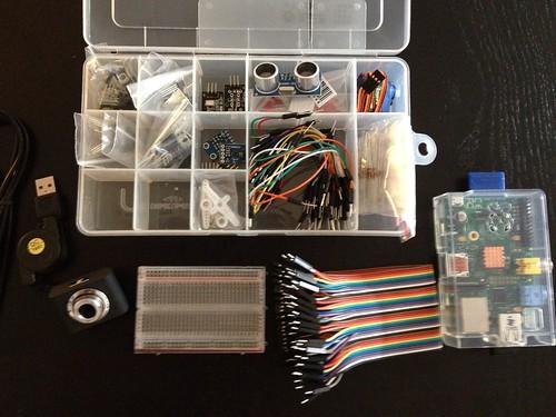 Raspberry Pi equipment
