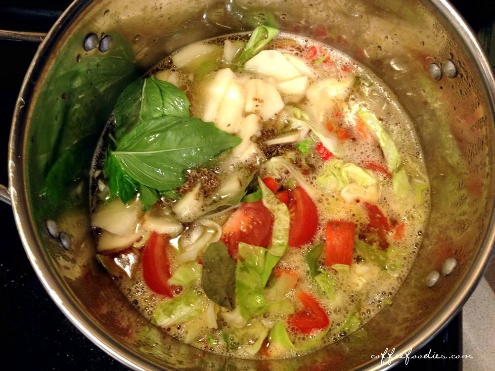 wonder soup diet