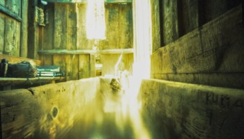 Bagby Hot Springs – take 2 – Pinhole Obscura