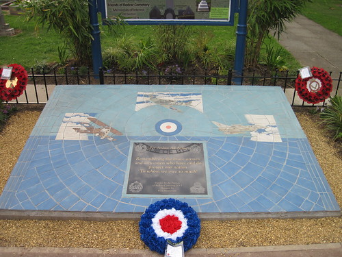 Royal Air Force Memorial, Redcar