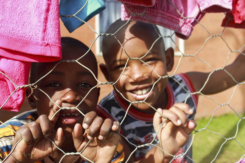 rejs alene i Sydafrika