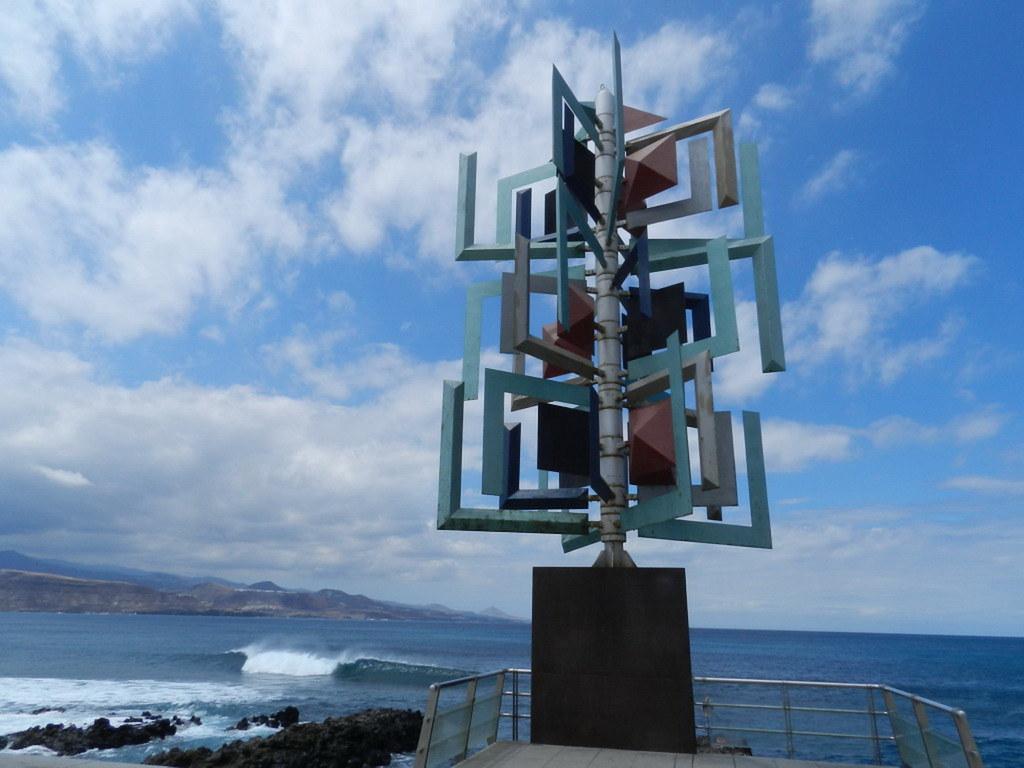 Monumento al Viento Las Palmas de Gran Canaria 31