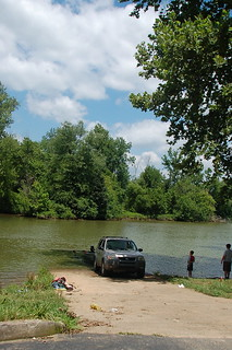 Boat Ramp at Pick Hill