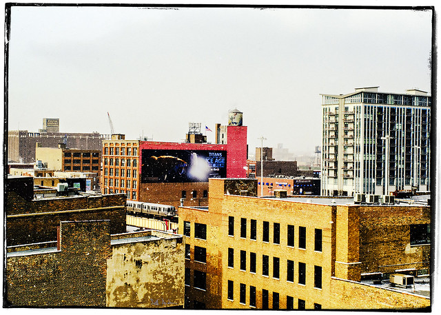 Ice Age in the West Loop