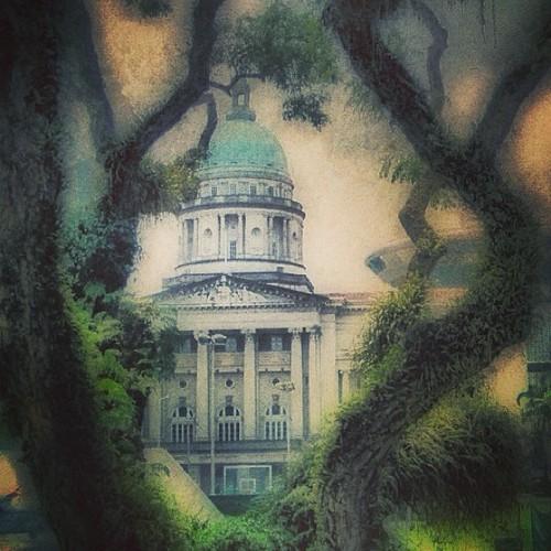 Old Supreme Court #singapore by @MySoDotCom
