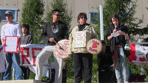 Idle No More Oct. 7 Day of Action