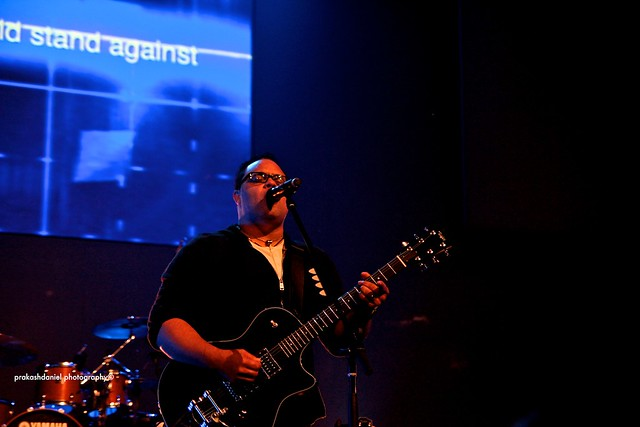 Israel Houghton & New Breed and Planetshakers : Live in KL
