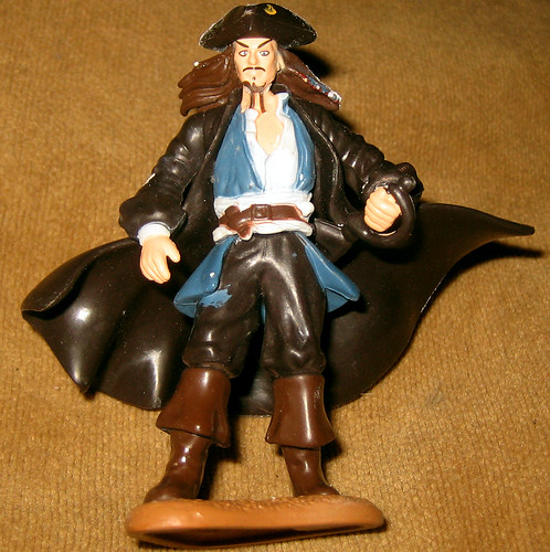 20120519 - yardsale booty - toy - action figure - Pirates Of The Caribbean - IMG_4204