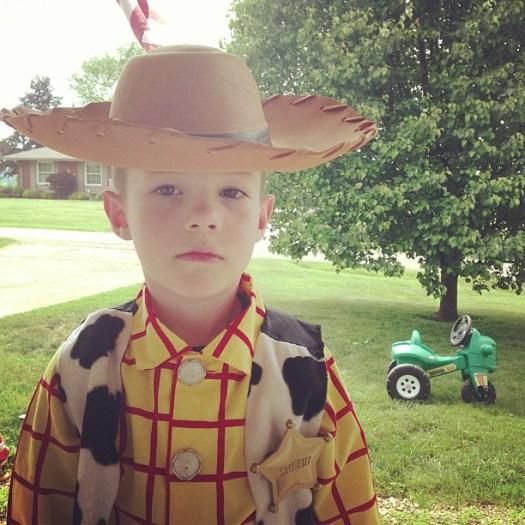 Howdy, partner.