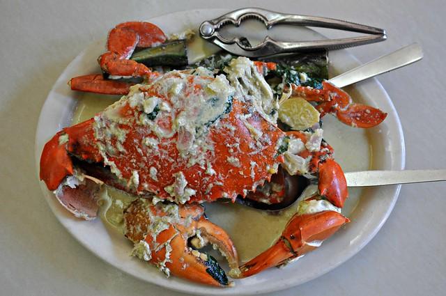 Thai-style Crabs