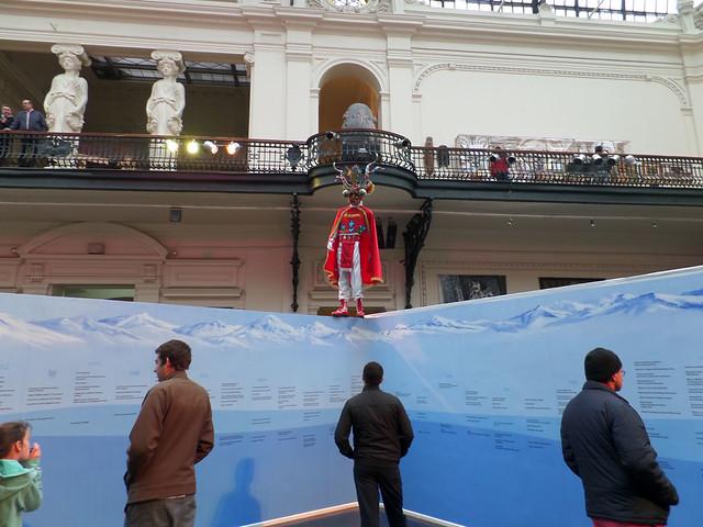 """""""Los Jaivas medio siglo"""" en el Museo Nacional de Bellas Artes"""