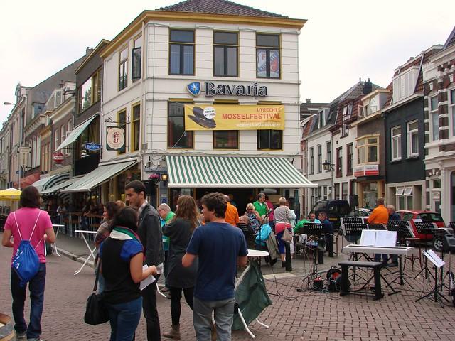Utrechts Mosselfestival 2013
