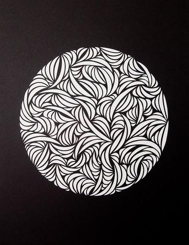 Paper Cut Circles-5