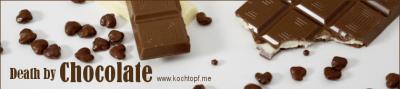 Blog-Event CVIII - Death by Chcolate (Einsendeschluss 15. Mai 2015)