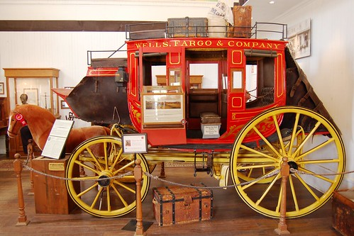California, San Diego, Old Town San Diego State Historic Park, Wells Fargo & Company (32,910)