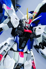 Metal Build Freedom Gundam Prism Coating Ver. Review Tamashii Nation 2012 (65)