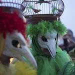 Viajefilos en el Carnaval de Venecia, Mascaras Venecianas 04