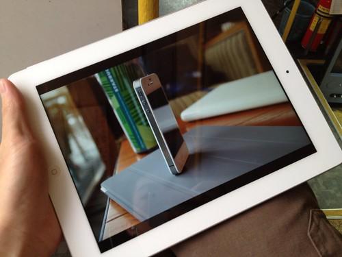 The New iPad 睇相一流!.