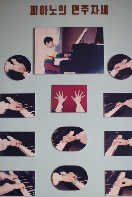 Piano Instruction North Korea
