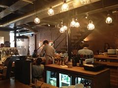 Workshop Coffee, Clerkenwell