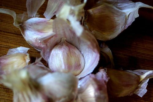 Garlic-y