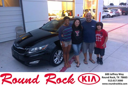 Round Rock Kia Testimonials and Reviews-Isabel Gonzalez by RoundRockKia