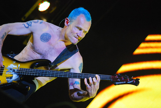 red hot chili peppers @ pnc arena