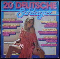 20 Deutsche Schlager (collage XXXV)
