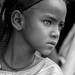 Young girl touareg. Mali