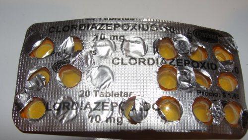 clorodiazepoxido