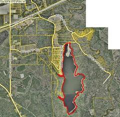 Lake Alapaha subdivision