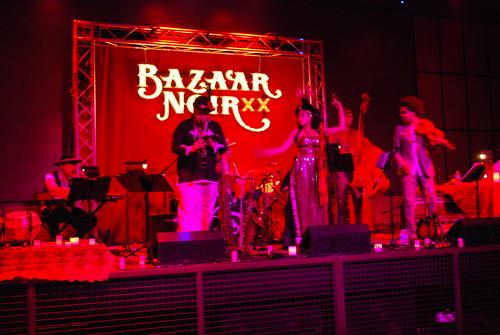 Bazaar Noir Band