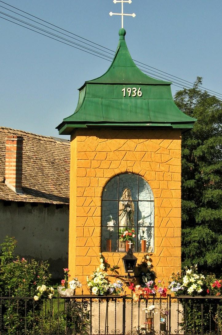 Kaplnka Panny Márie