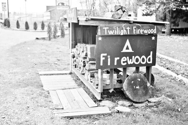 Twilight firewood - really?